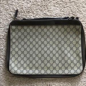 Authentic Gucci Laptop Bag for sale